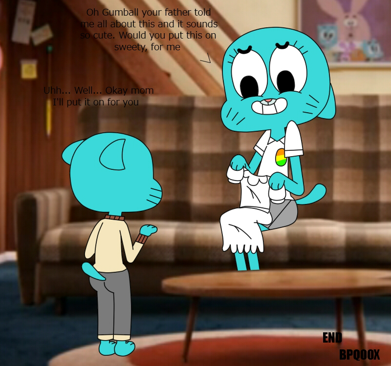 paheal of the world gumball amazing Pokemon lets go