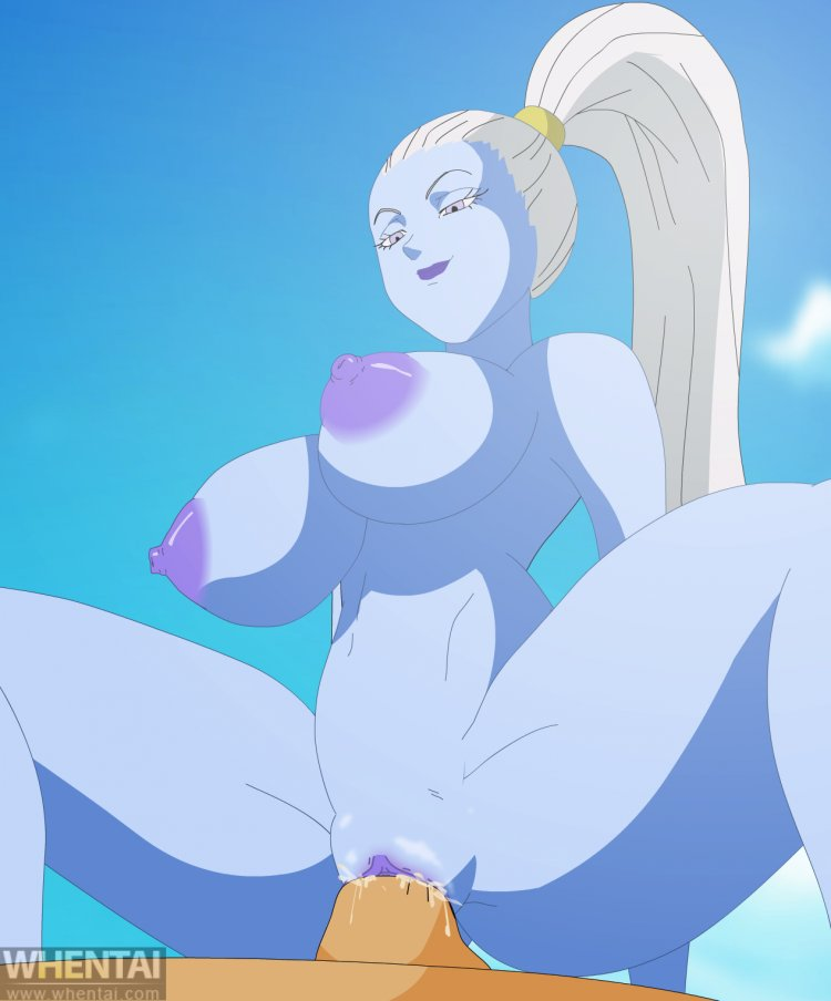 ball dragon beerus super z Horse cum in her pussy