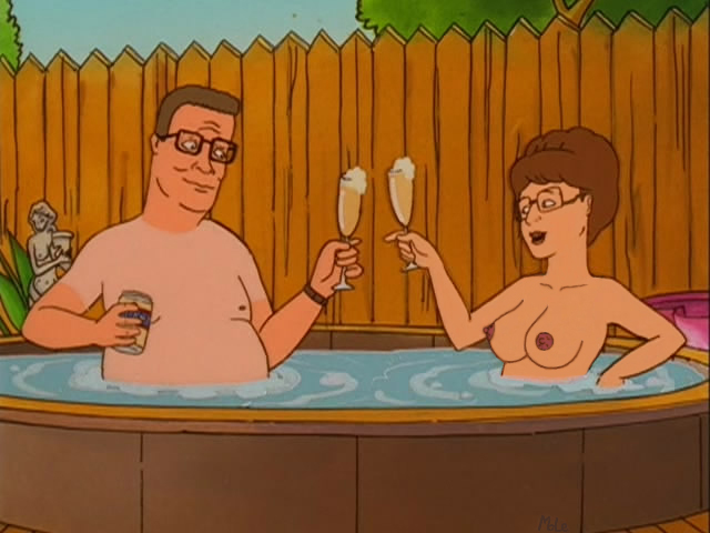 comic porn the king of hill Futas traps my fragile heterosexuality