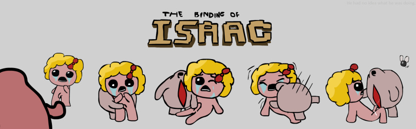 of binding the adversary isaac Attack on titan rule 63