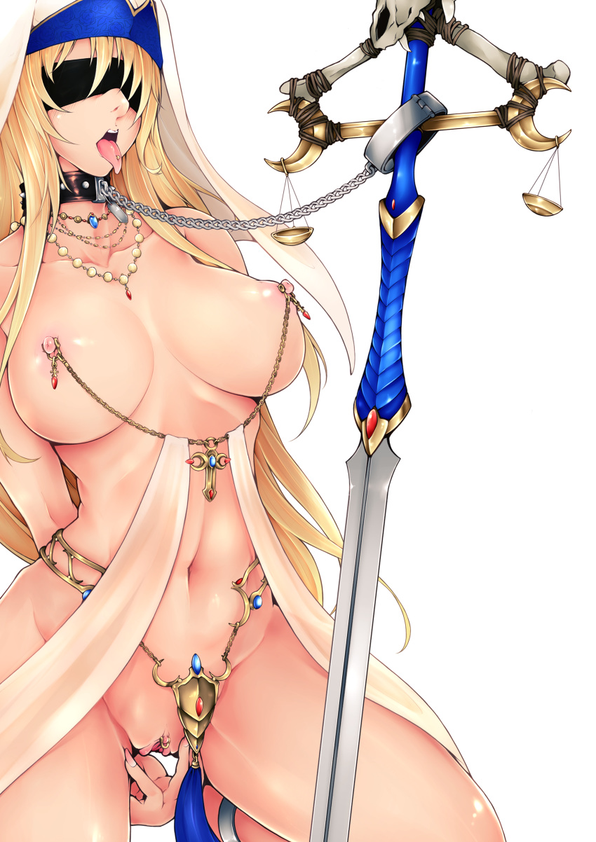 maiden of sword slayer goblin the Girls with a huge ass