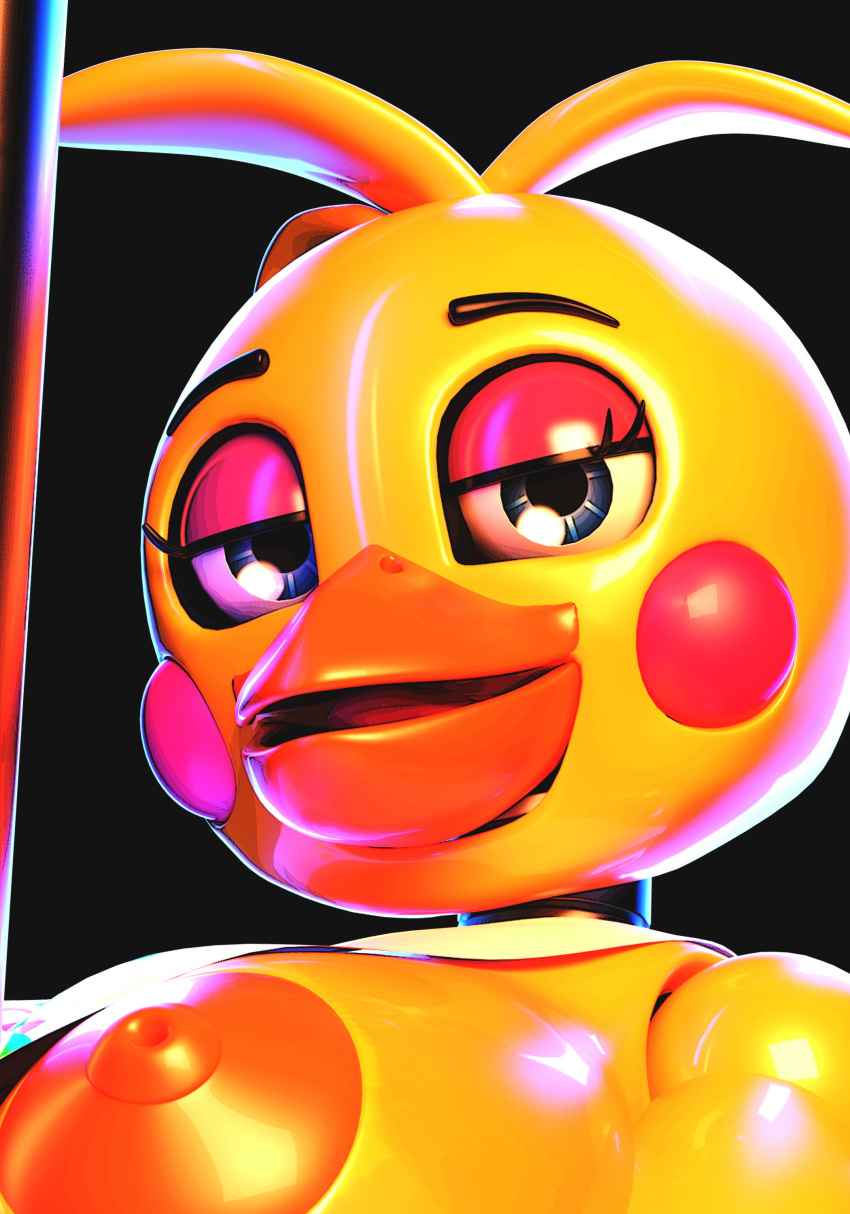 toy fnaf mangle or chica King of the hill