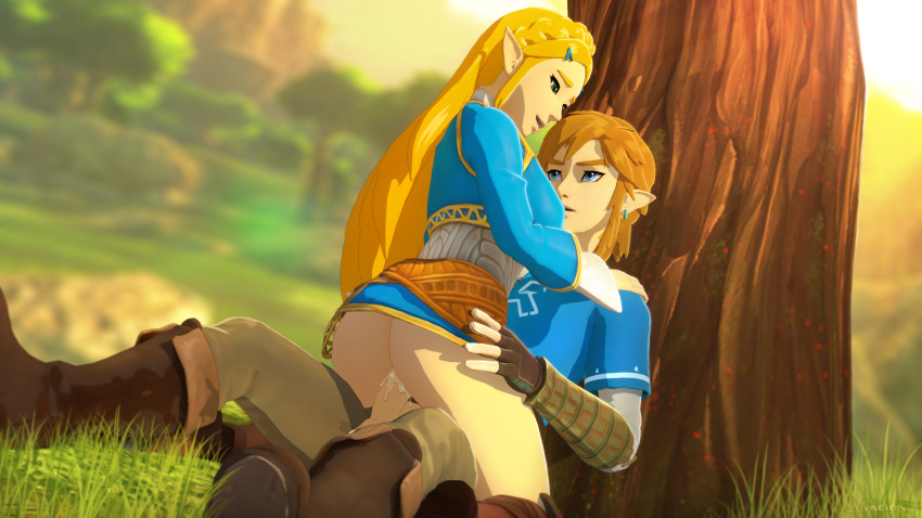 ass the of breath zelda's wild These aren't my glasses meme