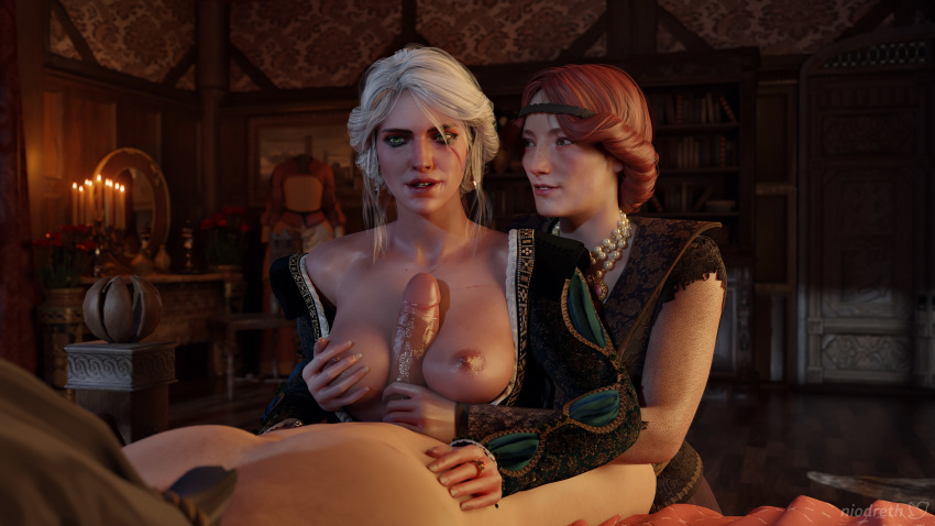 the ciri naked witcher 3 Bloodstained ritual of the night nude