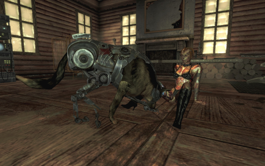 assaultron fallout 4 Avengers earth's mightiest heroes porn