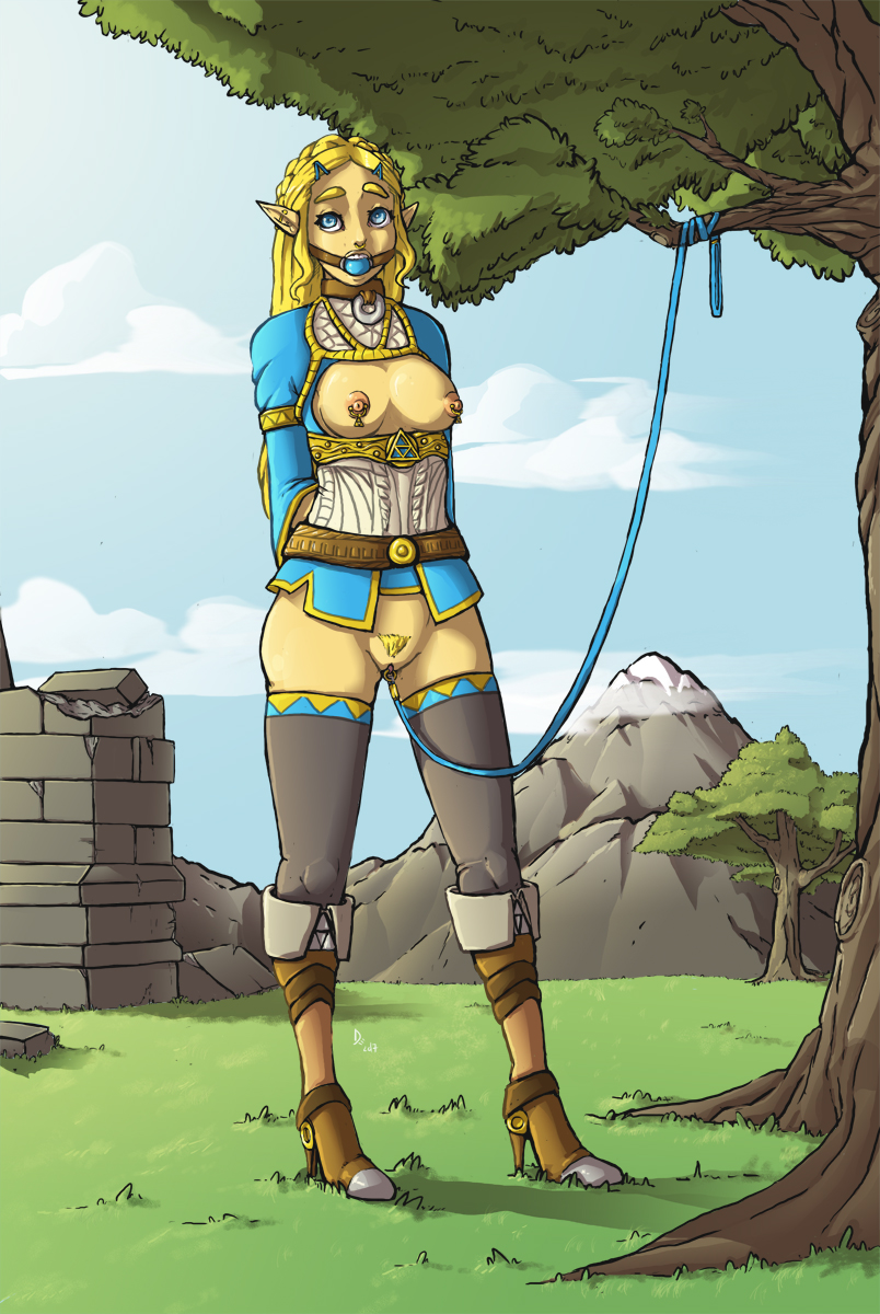 breath wild of the saki Nude pictures of harley quinn
