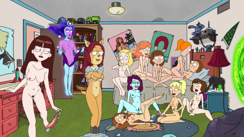 rick porn summer smith and morty Dead or alive characters nude